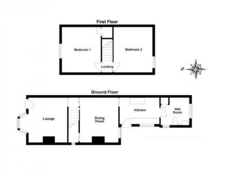 Floorplan for Alexandra Road, Burnham-On-Crouch