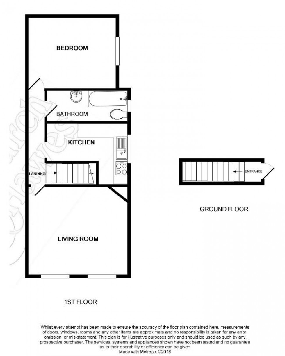Floorplan for Station Road, Burnham-On-Crouch