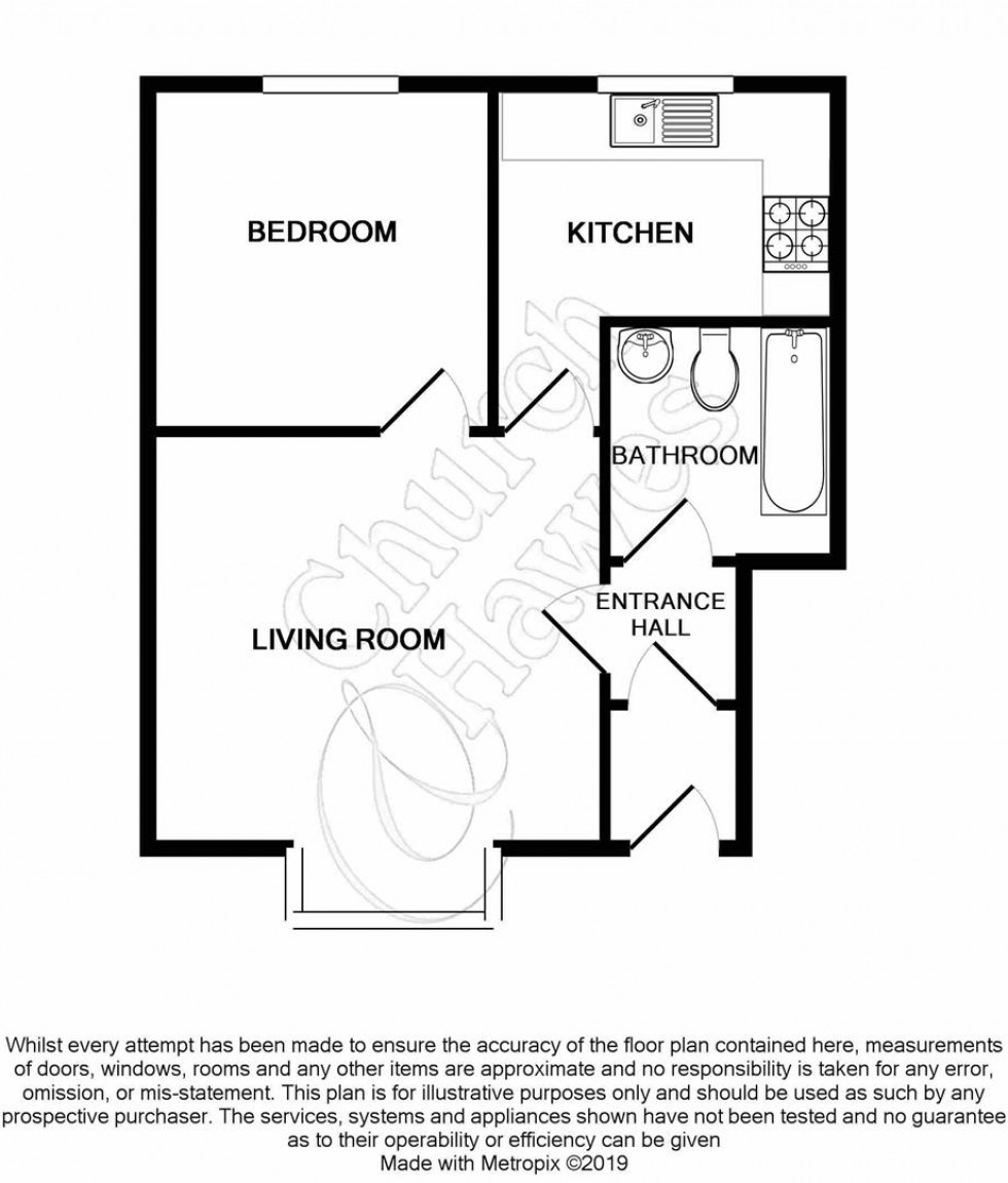 Floorplan for Curlew House Alamein Road, Burnham-On-Crouch