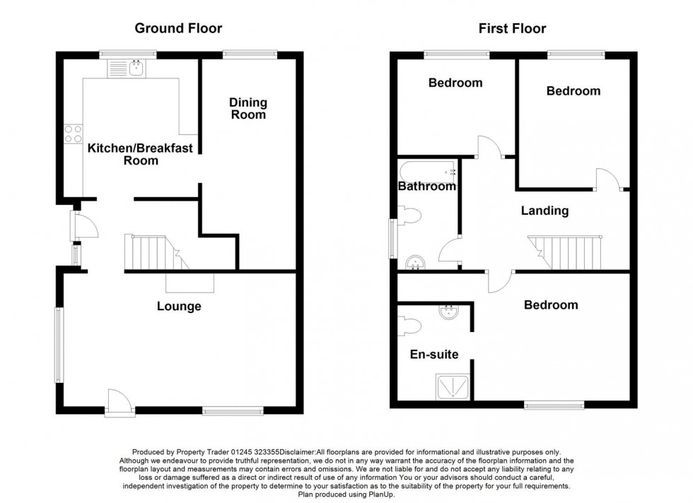 Floorplan for Moorhen Avenue, St. Lawrence