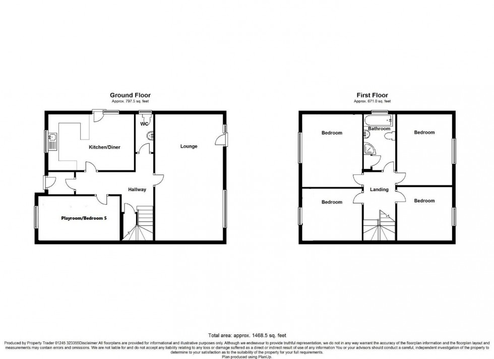 Floorplan for Moorhen Avenue, St Lawrence
