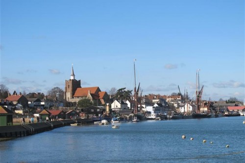 Maldon and Villages