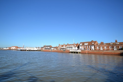 Burnham on Crouch and Villages